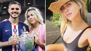 Wanda Nara Reveals Mauro Icardi Won't Have Sex With Her If PSG Don't Win
