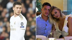Real Madrid Striker Luka Jovic Could Be Jailed For Six Months After 'Breaking Coronavirus Rules'