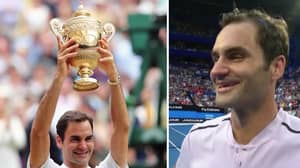 Watch: Interviewer Gets Roger Federer's Age Wrong In Awkward Interview