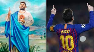 Lionel Messi Explains Why He Doesn't Like Being Called 'God' By Fans