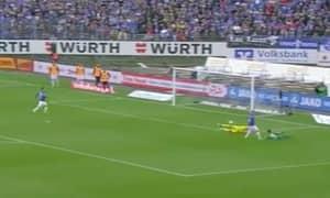 WATCH: Serge Gnabry's Werder Bremen Goal May Make Arsenal Fans Sad