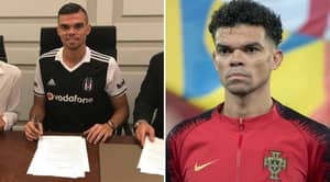 Pepe Helped Pay Wages For Besiktas Chefs And Maintenance Staff
