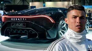 Cristiano Ronaldo Is Now The Owner Of The World's Most Expensive Car