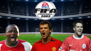 FIFA 2003's Premier League Ratings Were All Kinds Of Ridiculous