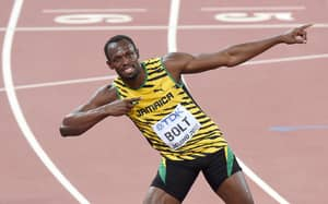 Usain Bolt Responds To Hector Bellerin's Pace