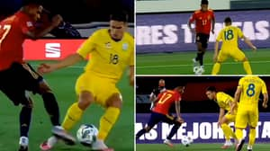 Ansu Fati's Individual Highlights From First Spain Start Could Be Best Ever From A 17-Year-Old