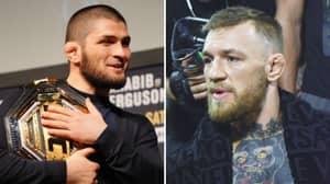 Conor McGregor Issues Warning To Khabib Nurmagomedov Over Potential UFC Rematch