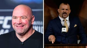 Dana White States That He Doesn't Want To See Chuck Liddell Fight Again