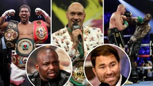 How The World Heavyweight Title Picture Looks After Tyson Fury's Win