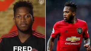 Manchester United's Fred Reveals How To Pronounce His Name Properly