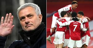 Jose Mourinho Targets Current Arsenal Player As His First Roma Signing