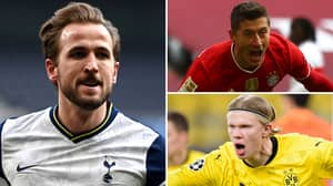 'Harry Kane Is The Best Centre-Forward In The World Ahead Of Robert Lewandowski And Erling Haaland'