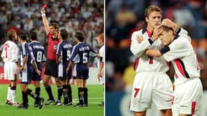 Michael Owen Reveals He Still Resents David Beckham For 1998 Sending Off