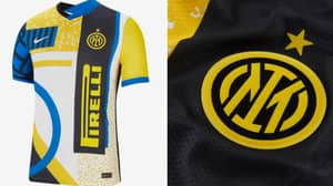 Inter Milan Have Released Final Kit With Pirelli But It Could Be Rejected By Lega Serie A