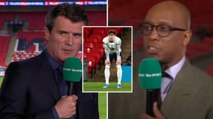 Roy Keane And Ian Wright Disagree Over John Stones' Error Against Poland