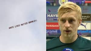 Burnley Captain Ben Mee Gives Brilliant Interview Condemning 'All White Lives Matter' Banner