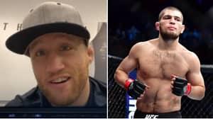 UFC Star Justin Gaethje Rubbishes Claim Lightweight King Khabib Nurmagomedov Is Undefeated