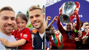 Jordan Henderson's Gesture To Fan Who Was Struggling For Champions League Final Ticket