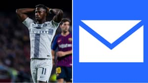 Keita Balde Diao To Miss AFCON Qualifier Because Senegal FA Had Inter's Wrong Email