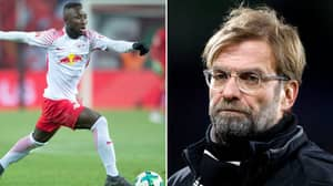What Naby Keita Did Versus Borussia Dortmund In The Bundeliga