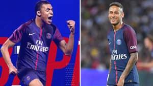 Paris Saint-Germain's New Third Kit Is 'Magnifique'