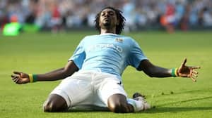 Emmanuel Adebayor Explains Where The Hate For Arsenal Comes From