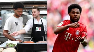 "Serge Gnabry: ""I've Been Vegan Since January But Sometimes I Eat Meat"""