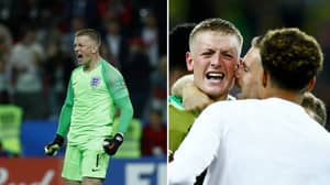 Jordan Pickford Reveals The Cheeky Message He Had For Jordan Henderson After Colombia Shoot-Out