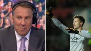 Paul Merson Perfectly Sums Up Ridiculous Nature Of Wayne Hennessey's Excuse