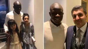 N'Golo Kante Appeared At A Chelsea Fan's Wedding After Injury Made Him Available