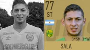 EA Sports Remove Emiliano Sala From Nantes Squad On FIFA 19