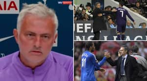 Jose Mourinho Uses Fake Statistics To Try And Defend Harry Kane