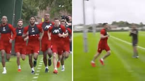 James Milner Wins Liverpool's Pre Season Fitness Test Again, Aged 33