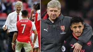 What Sanchez Did After Hearing Wenger Is To Leave Arsenal Is Absolute Class
