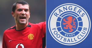 Roy Keane Told Rangers Legend That There's 'No Point' In Talking To Him