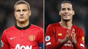 Liverpool Star Virgil Van Dijk Is A 'More Complete' Player Than Nemanja Vidic