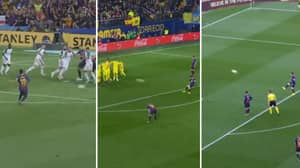 Compilation Shows Lionel Messi Is Adept At Scoring All Sorts Of Free Kicks