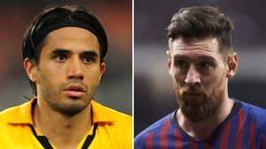 Fabián Vargas Recalls Incredible Lionel Messi Gesture From 2010