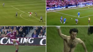 Match Of The Day's Goal Of The Seasons In The Premier League Era Ranked