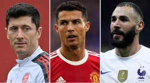 The Top 10 Best Strikers In The World Have Been Named And Ranked