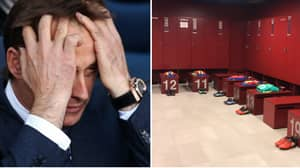 What Lopetegui Did In The Camp Nou Changing Room After Barca Loss Proves He Knew his Fate