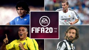 The Ultimate XI Of FIFA 20 Icons Has Been Chosen By Football Fans