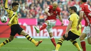 Bayern Munich Strike Gold On Social Media Again With Arjen Robben Post