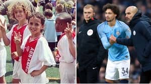 Philippe Sandler Asked For The No.34 Shirt At Manchester City In Tribute To Appie Nouri