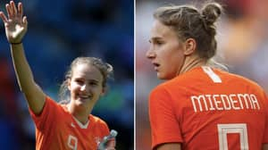 ​​Vivianne Miedema Becomes All-Time Top Scorer For The Netherlands Women's Team