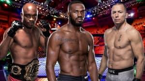 Light Heavyweight Champion Jon Jones Voted Greatest UFC Fighter Of All Time