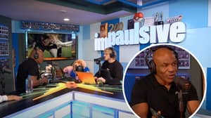 Boxing Legend Mike Tyson Asked By Logan Paul Would He Fight A Gorilla Or A Kangaroo