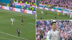 Alvaro Morata Scores Sensational Goal As Spain Beat Croatia In Euro 2020 Thriller