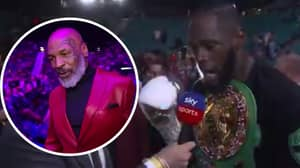 Deontay Wilder Says He's The Biggest Puncher Since Mike Tyson And Maps Out Two-Fight Plan