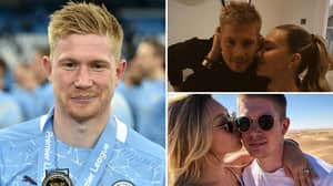 Kevin De Bruyne's 'Embarrassing Story' Of How He Got With His Model Wife Is Genuinely Wholesome